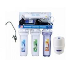 Фильтр для воды AquaWater 5-ступенчатый с помпой (система обратного осмоса )