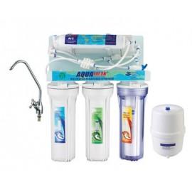 Фильтр для воды AquaWater 5-ступенчатый (система обратного осмоса)
