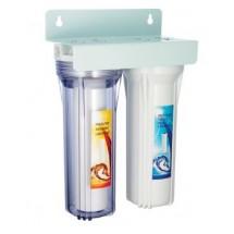 AquaWater двухступенчатая система очистки воды YL-19UH2P