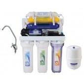 Фильтр для воды AquaWater 7-ступенчатый с помпой (система обратного осмоса )