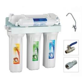 Пятиступенчатая система очистки воды с UF-мембраной AquaWater