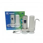 Фильтр для воды Aquafilter настольный двухступенчатый
